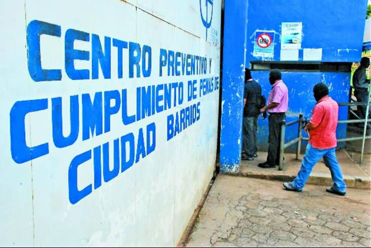 La teleconferencia de un grupo de mareros se originó en penal de Ciudad Barrios en San Miguel.