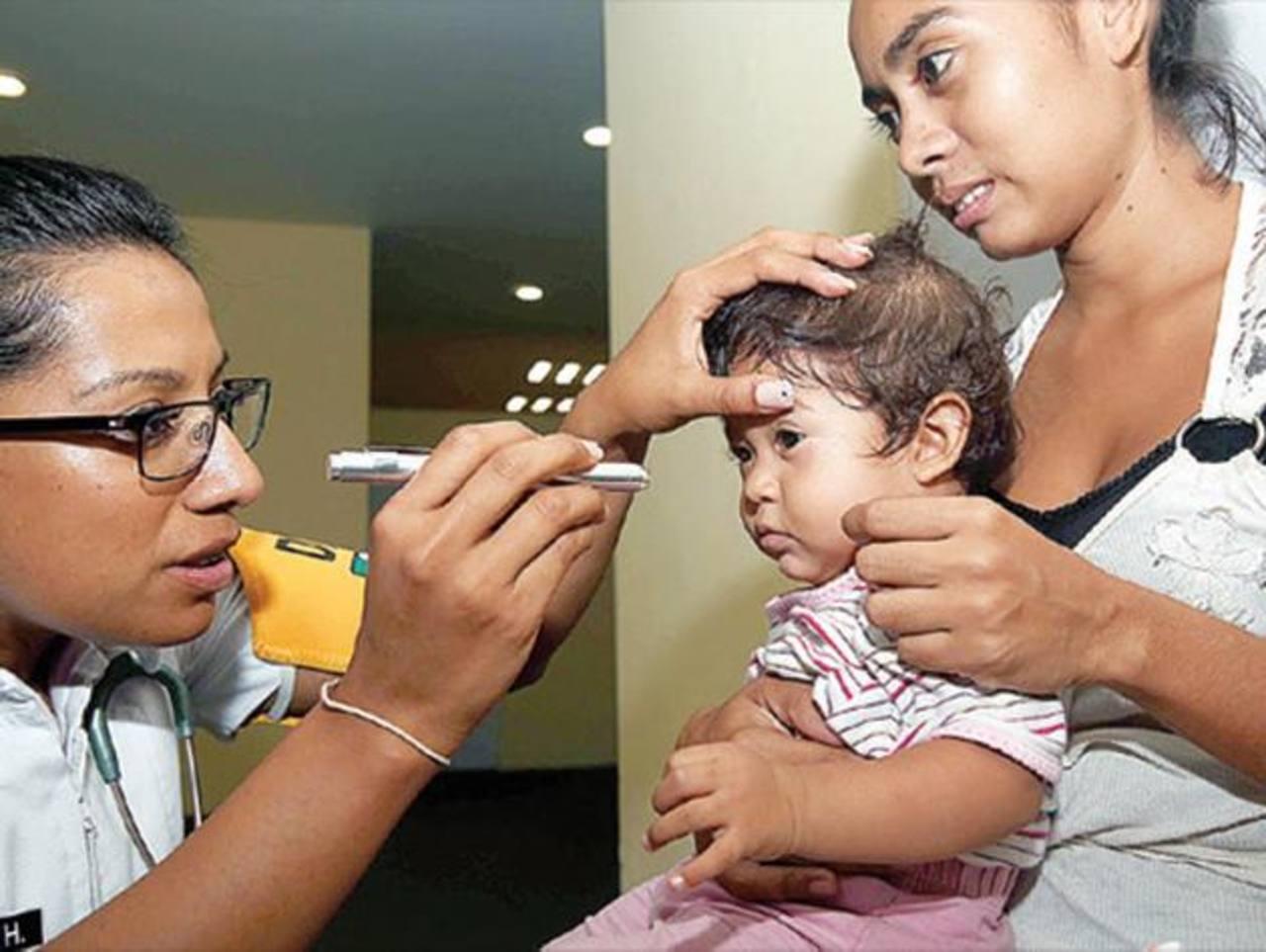 Hasta el 18 de octubre se reportaban 171 casos de contagio de cólera. Foto EDH /internet