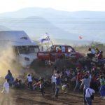 México: Accidente en espectáculo deja 8 muertos