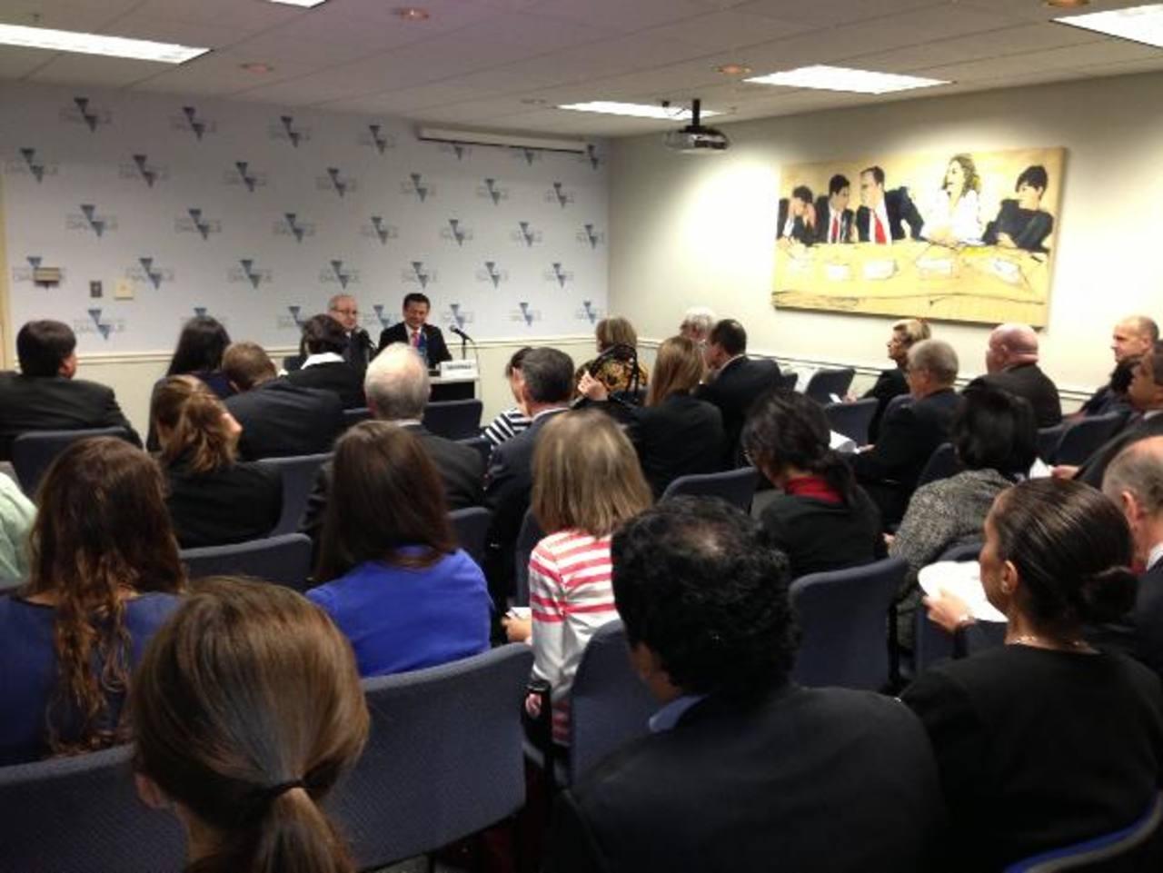 El SICA habló sobre la integración en EE.UU. foto edh /cortesia