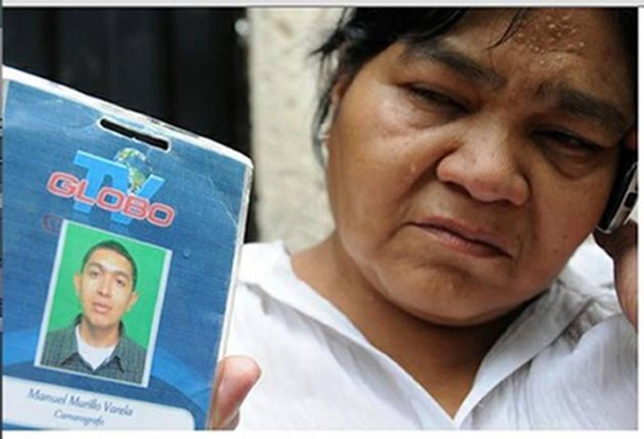 El joven trabajaba como camarógrafo en una televisora local. Fue asesinado el pasado 23 de octubre. Foto edh / archivo