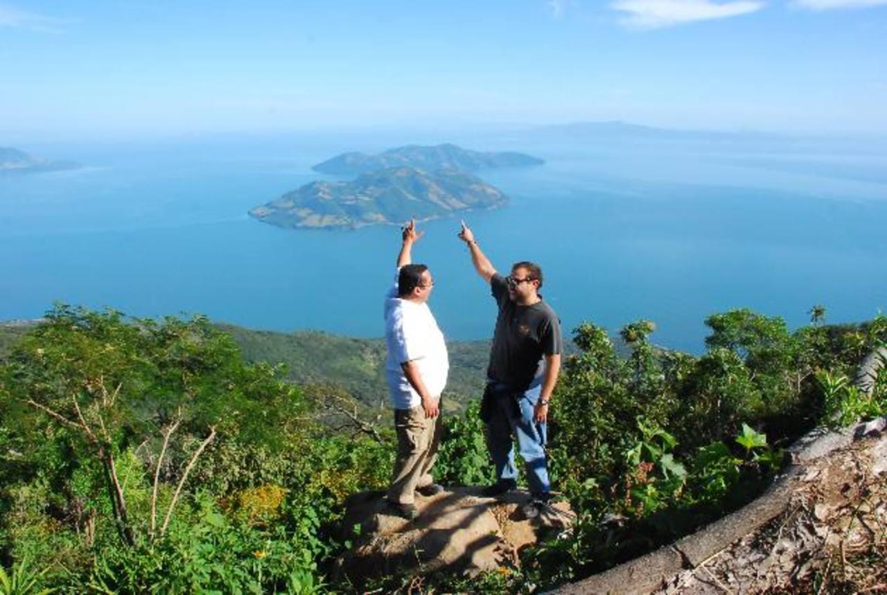 Las islas son uno de los principales atractivos de la zona del golfo de Fonseca.