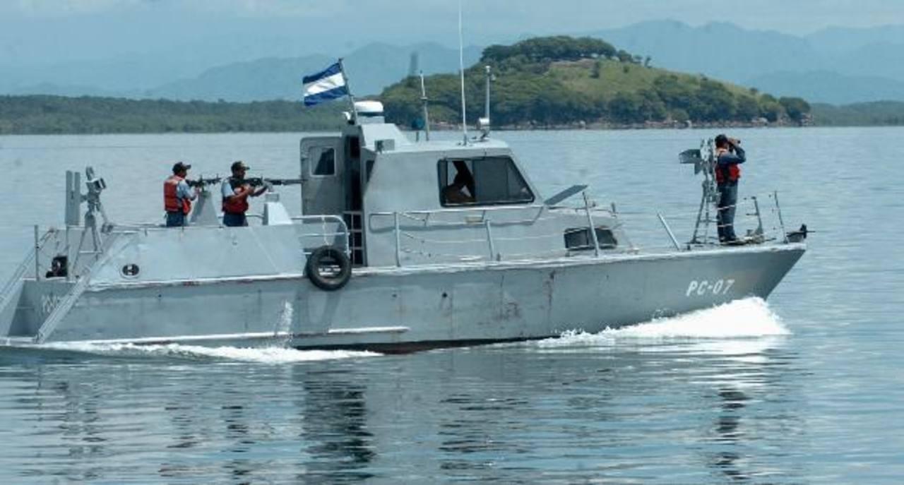 Los gobiernos de Honduras y El Salvador reclaman, cada uno para sí, la soberanía sobre el islote. foto edh / archivo