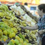 La meta de Selectos es la sustitución gradual de las importaciones de frutas y verduras. foto edh / marvin recinos