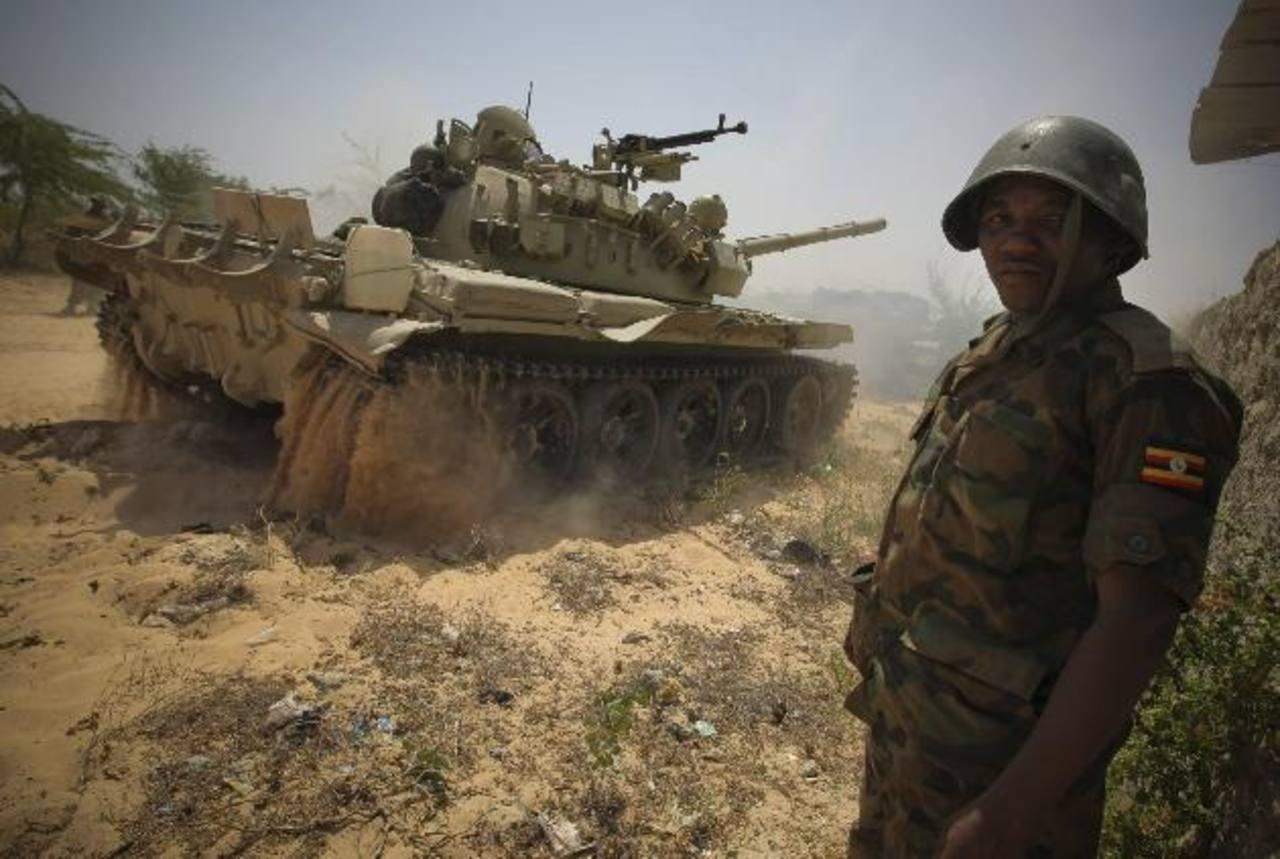 El hecho fue en una zona costera en Somalia. FOTO EDH