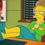 "Muere la voz de Edna Krabappel de ""Los Simpson"""