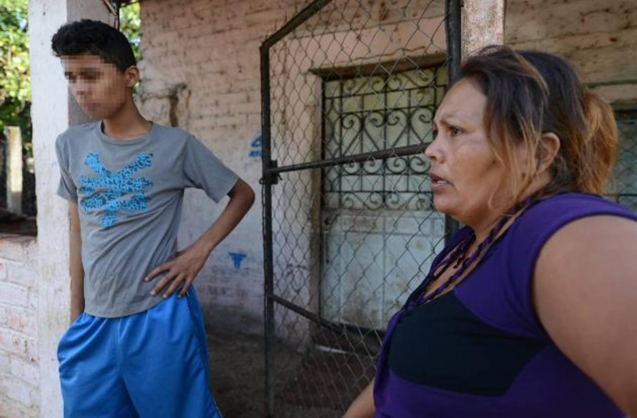 El hijo de Marisol Rodríguez fue uno de los alumnos que enfermó de hepatitis A.