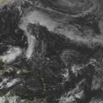 Tormenta tropical Raymond formada en el Pacífico