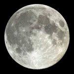 Un eclipse de luna se podrá observar hoy