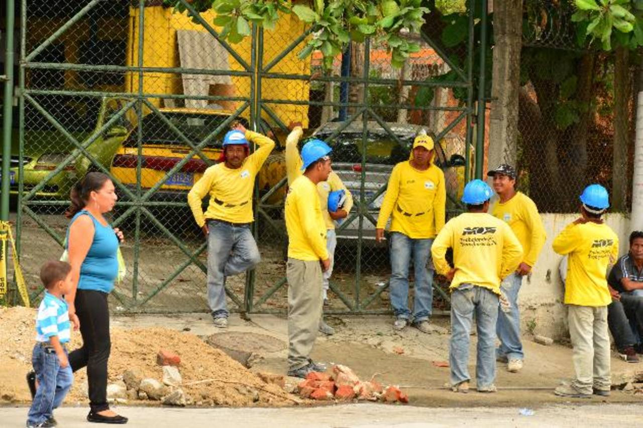 Construcción terminal de Sitramss con más retrasos | elsalvador.com