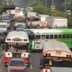 Transportistas piden que se mantenga el subsidio. Foto/ Archivo