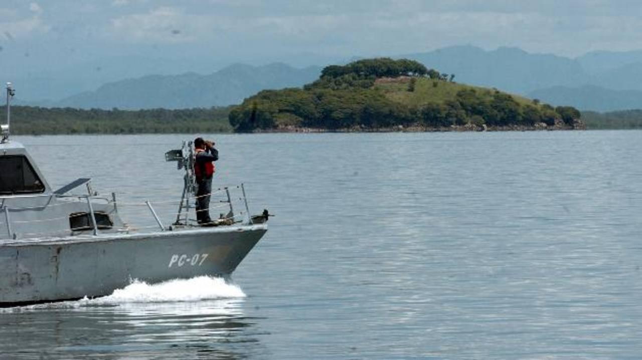 El islote de menos de un kilómetro cuadrado está en el Golfo de Fonseca y fue motivo de litigio ante la Corte de La Haya. foto edh /archivo