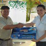 Súper Selectos donó $12 mil a Polígono Industrial Don Bosco