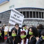 Periodistas ecuatorianos han protestado contra la ley mordaza en su país, promulgada por el presidente Rafael Correa. foto edh/En muchos países de América Latina hay restricciones para la prensa para ejercer libremente el periodismo.