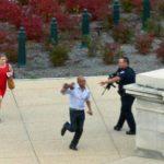 Sospechosa en balacera Capitolio murió a tiros por policías