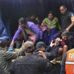 Las autoridades mexicanas se apresuraron a enviar personal de emergencia y dijeron que estaban estudiando la evacuación de áreas bajas. Foto/ AP