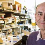 Fotografía facilitada hoy por la Universidad de Stanford que muestra al científico alemán Thomas C. Sudhof galardonado con el premio Nobel de Medicina 2013 . FOTO EDH