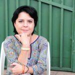 La mexicana Geraldina Jiménez participó ayer en la octava edición del Congreso de Publicidad. foto edh / lissette lemus