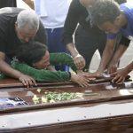 Hasta ahora han sido recuperados 34 cadáveres. Foto/ AP