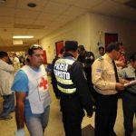 Siete heridos deja accidente de autobús en La Libertad