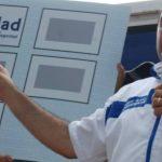 El expresidente de El Salvador fue demandado por un abogado por presunto lavado de dinero