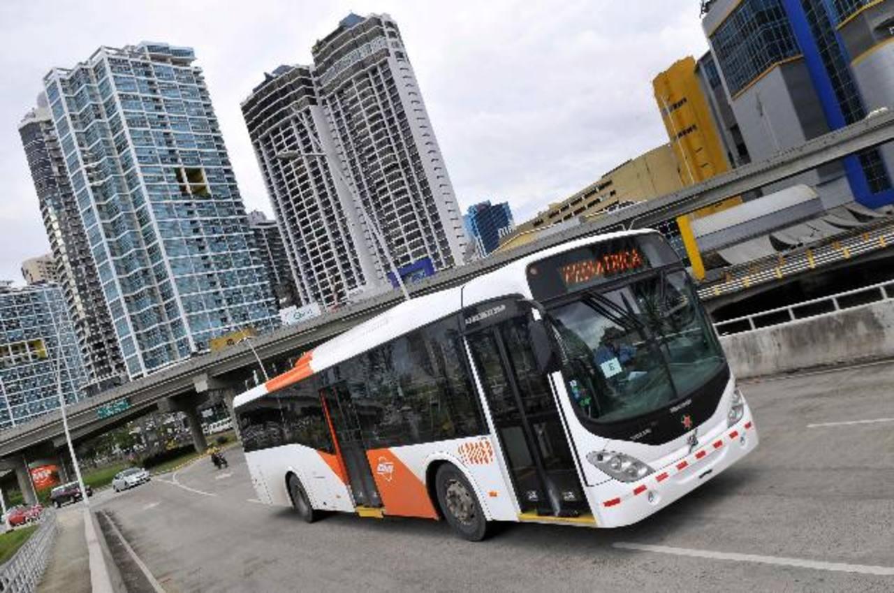 Metrobus es uno de los proyectos ambiciosos de transporte en Panamá.