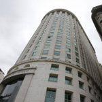 Edificio donde funciona la compañía petrolera de Eike Batista, OGX Petróleo e Gas Participações SA, en Río de Janeiro.