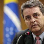 Roberto Azevedo, ha encabezado las últimas sesiones de negociación en la búsqueda de un acuerdo comercial que se ha prolongado 12 años.