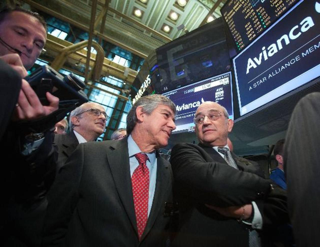 Avianca Holdings es la sociedad controladora de varias empresas aéreas, incluidas las del Grupo TACA.