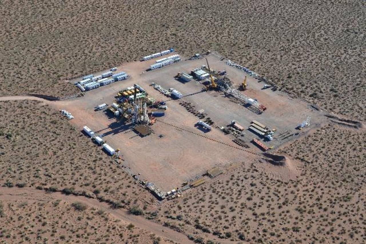 Argentina está buscando el desarrollo de recursos de hidrocarburos no convencionales del país