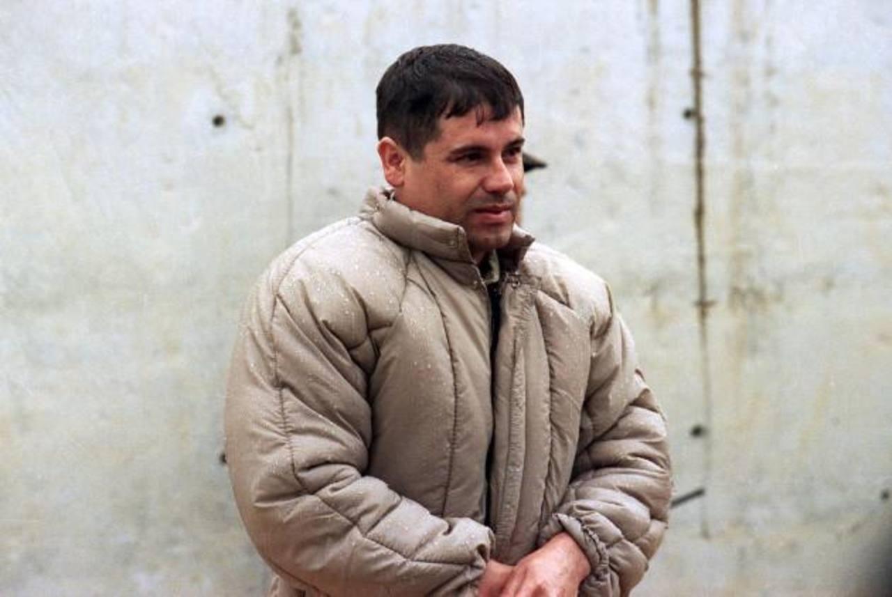 """Joaquín """"Chapo"""" Guzmán es el narco más buscado."""