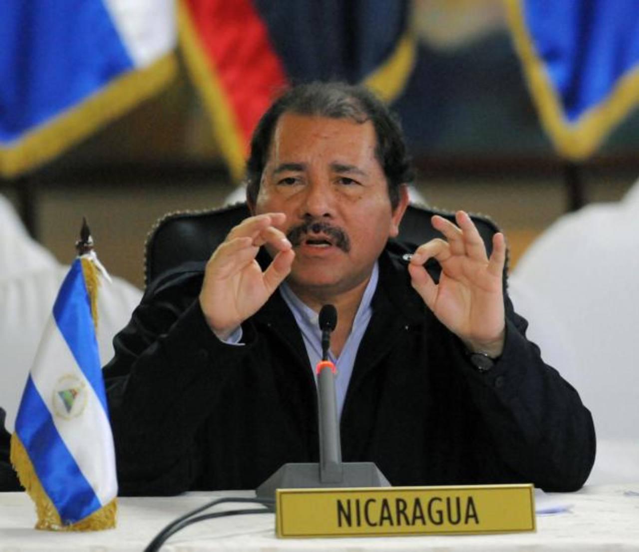 El presidente de Nicaragua, Daniel Ortega, ha propuesto cambios a la Carta Magna para fijar la reelección. Foto EDH / archivo