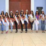 Las 17 candidatas representan a los barrios y colonias de Apopa. Una de ellas será elegida como reina de los festejos.