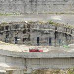 """La constructora Astaldi había parado los trabajos en la presa aduciendo imprevistos y por los que pedía a la Cel más de $52.3 millones por incurrir en """"costos sostenidos"""". foto edh / archivo"""