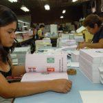 Inician licitación para la impresión de papeletas