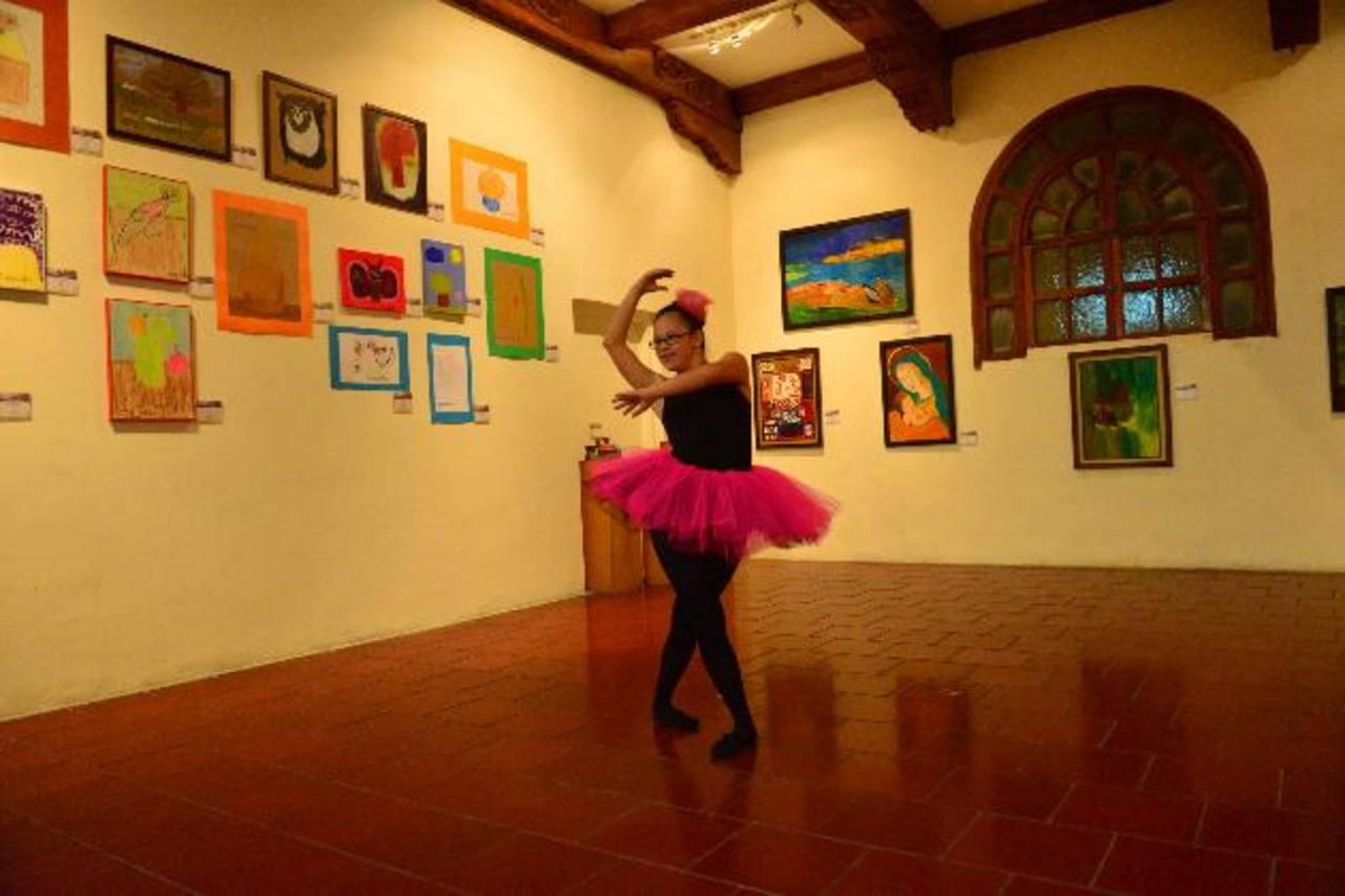 La implementación de la danza es otro de los proyectos.
