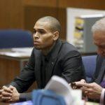 Chris Brown se presentará ante los tribunales de Washington el 8 de eneros de 2014. Foto/ Archivo