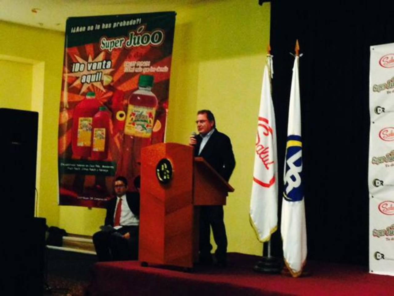 La Salud ya exporta jugos a Guatemala