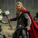 "Chris Hemsworth en una escena de ""Thor: The Dark World"". Foto/ AP"