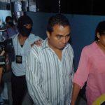 Moisés Callejas y Wendy Pérez fueron enviados a prisión preventiva. Foto/ Archivo