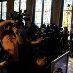 En los últimos diez años han asesinado a diez periodistas, según datos oficiales. foto edh/EFE