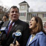 La reelección del republicano Christie en Nueva Jersey lo impulsa en la carrera republicana a la Casa Blanca. foto edh / ap
