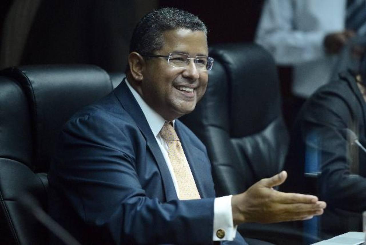 Expresidente Francisco Flores. FOTO EDH Archivo.