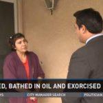 Mujer de California denuncia exorcismo