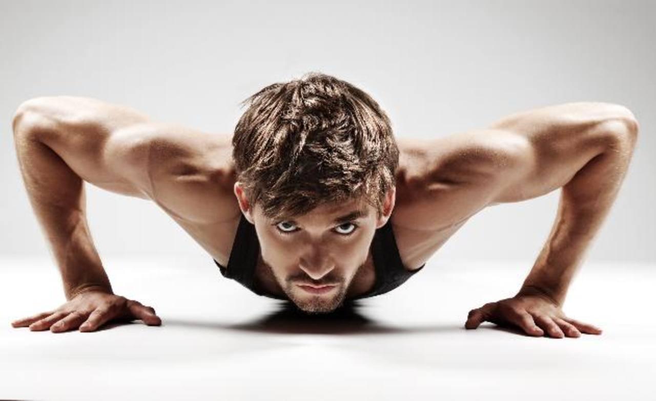 Coma mejor y logre la salud de un atleta