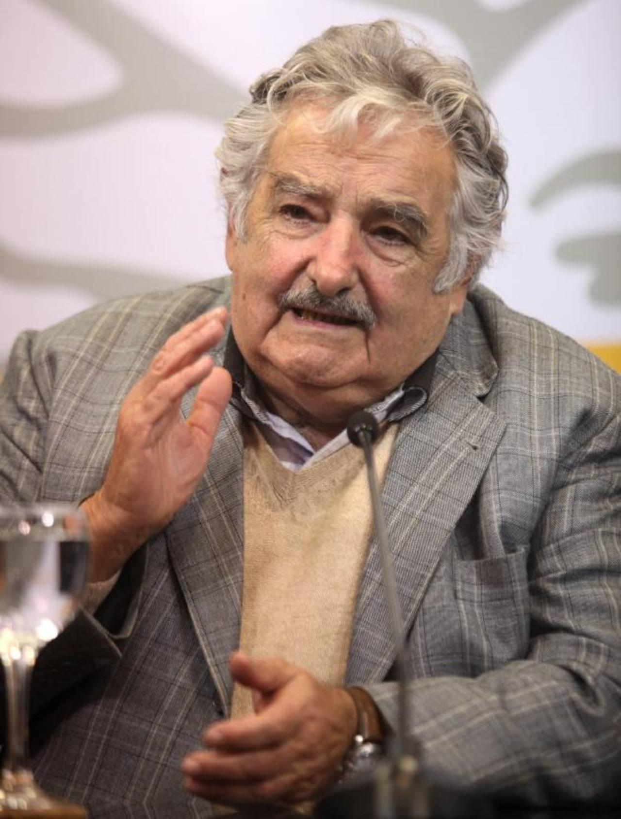 """Mujica teme que de esa forma se """"pierda"""" territorio."""