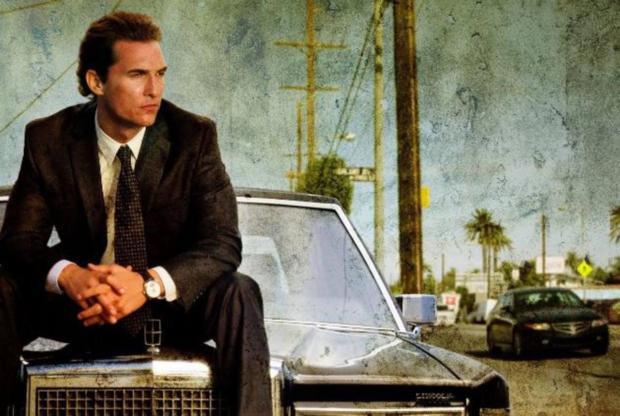 """Matthew McConaughey: """"Mi esposa está contenta que recuperé el peso que tenía antes..."""""""