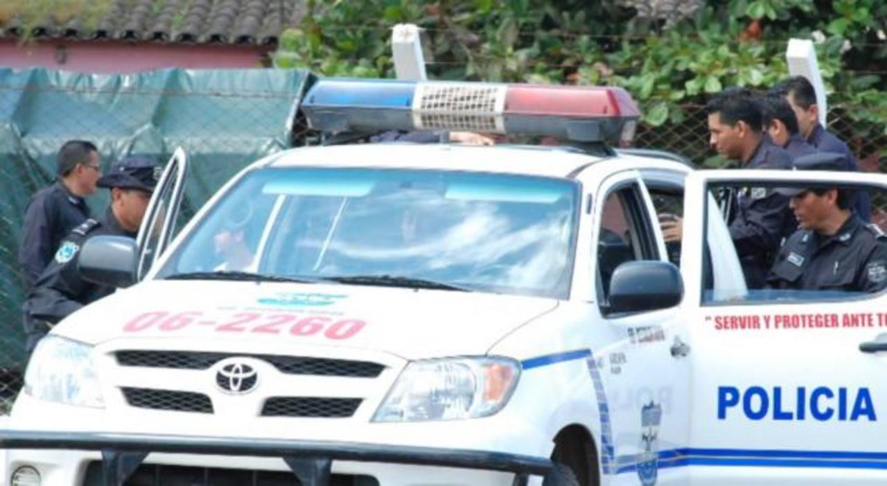 El agente policial fue rescatado tras ser privado de libertad por supuestos pandilleros. Foto/ Archivo
