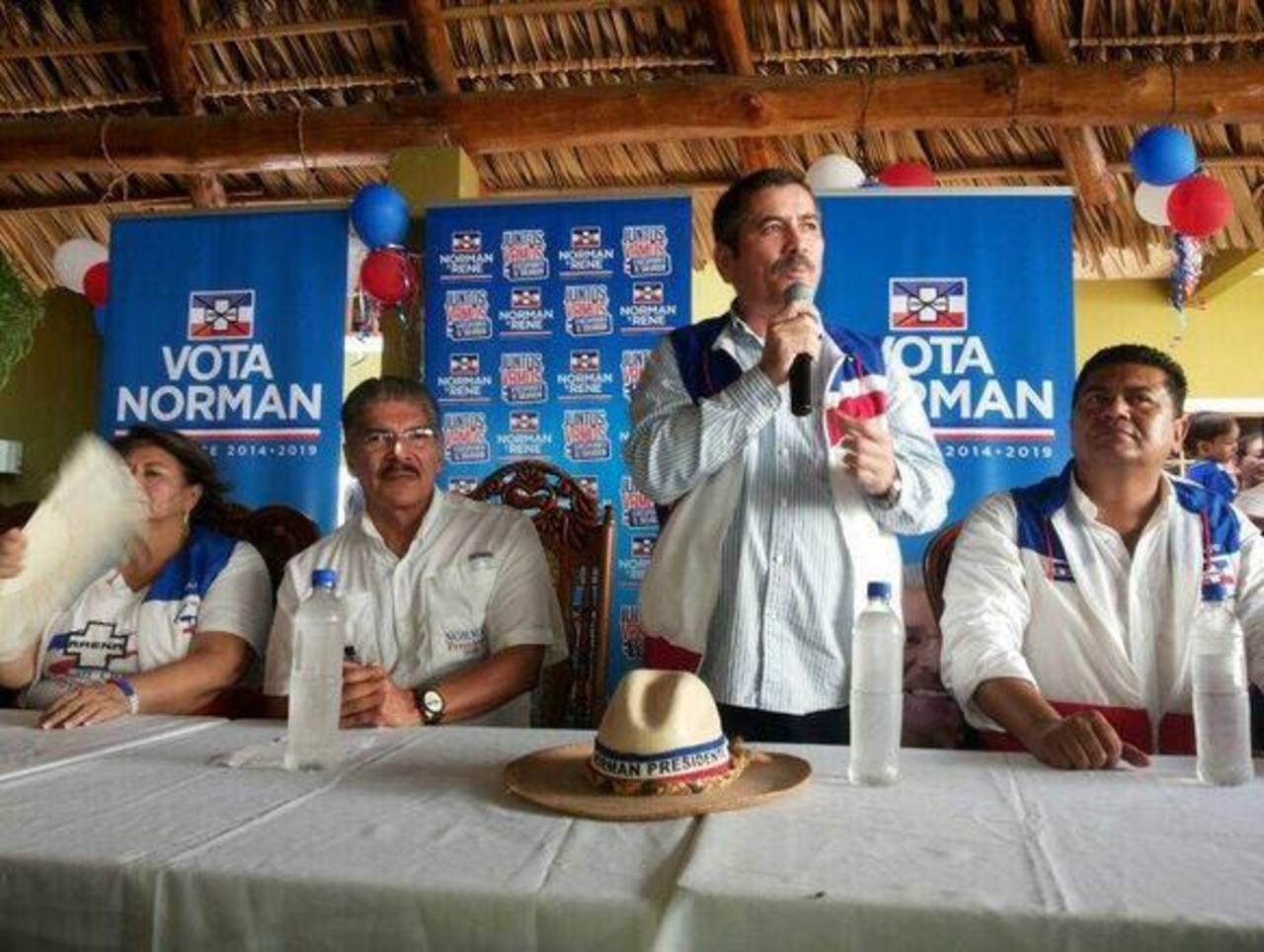 PDC expulsa a Narciso Ramírez del partido