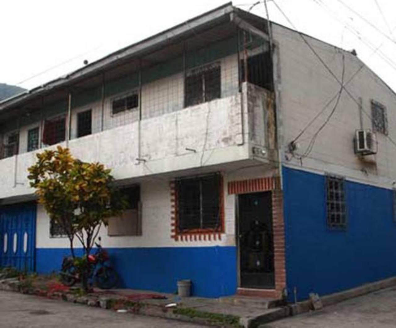 El escape de José Benítez se produjo de esta delegación policial en San Marcos.